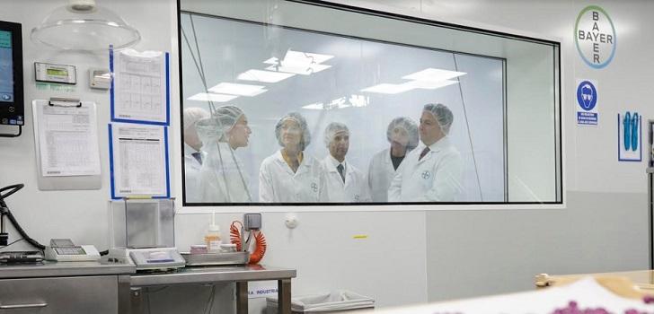 Bayer apuesta por España: prevé cerrar 2019 con una inversión de sesenta millones de euros