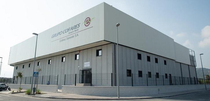 Cofares pone en marcha un nuevo almacén logístico en Motril