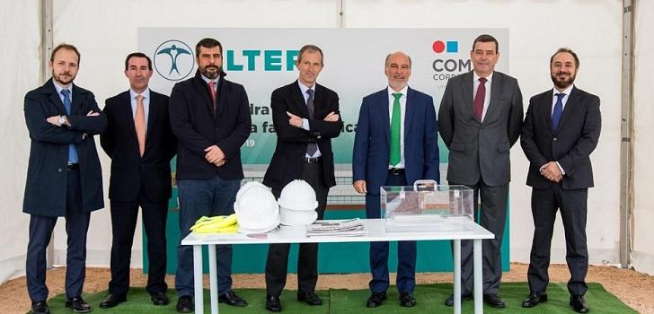 Comsa construirá la nueva planta farmacéutica de Grupo Alter en Madrid