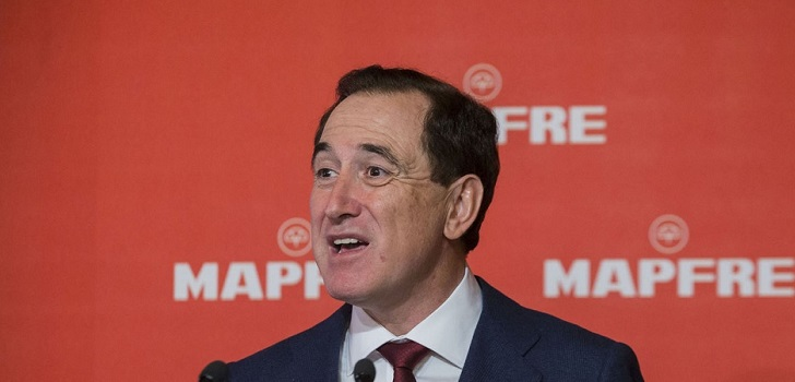 Antonio Huertas, presidente de Mapfre, gana un 2,3% menos en 2019