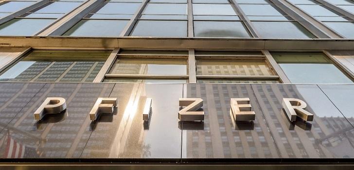 Pfizer aumenta un 46% su beneficio en 2019 por la fusión con GSK en medicamentos sin receta