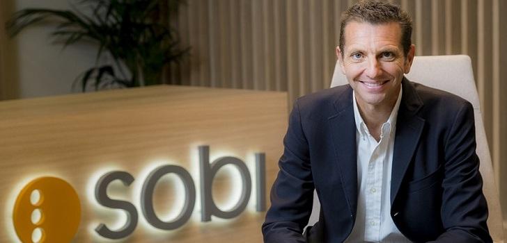 Sobi ficha a un ex de MSD como nuevo director general en España y Portugal