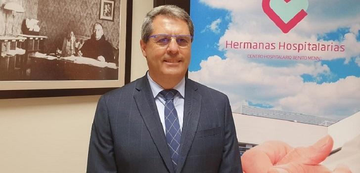 El Centro Hospitalario Benito Menni nombra nuevo gerente