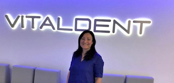 Vitaldent nombra nueva directora médica