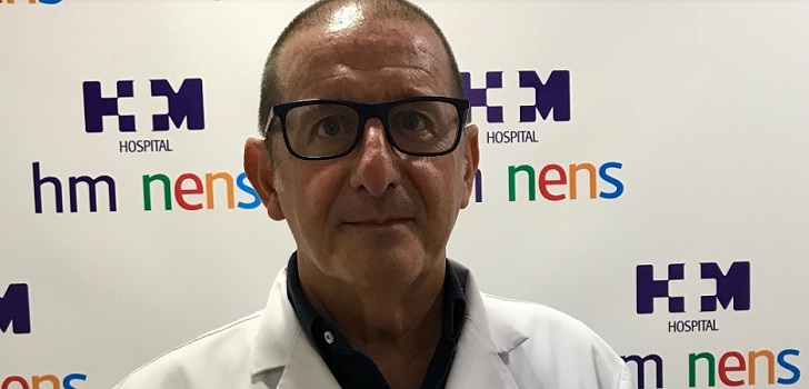 """Xavier Massaguer (HM Nens): """"Cada vez más la privada es proveedora de la sanidad pública"""""""