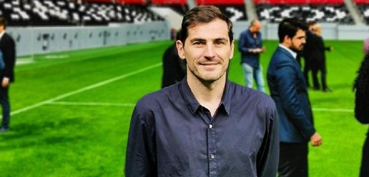 Iker Casillas abre etapa como inversor con la 'start up' de cardiología deportiva Idoven