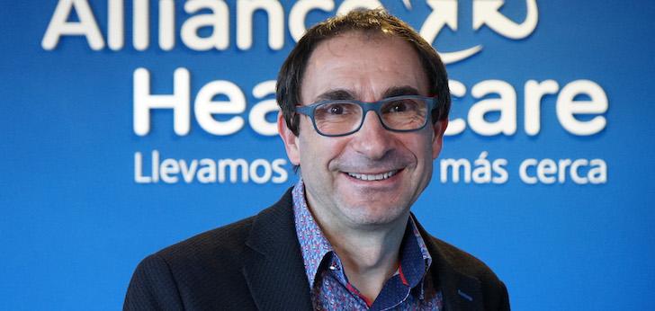 Alliance Healthcare nombra nuevo director de 'supply chain' en España