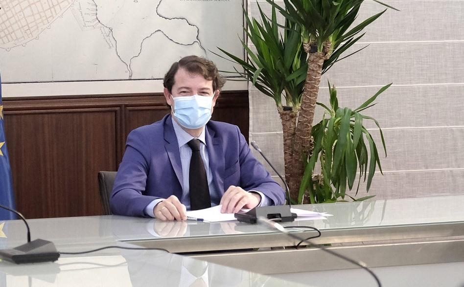 Castilla y León aprueba el uso obligatorio de la mascarilla a partir de este sábado