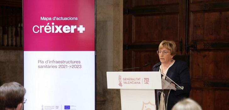 La Generalitat valenciana destina 658 millones para infraestructuras sanitarias