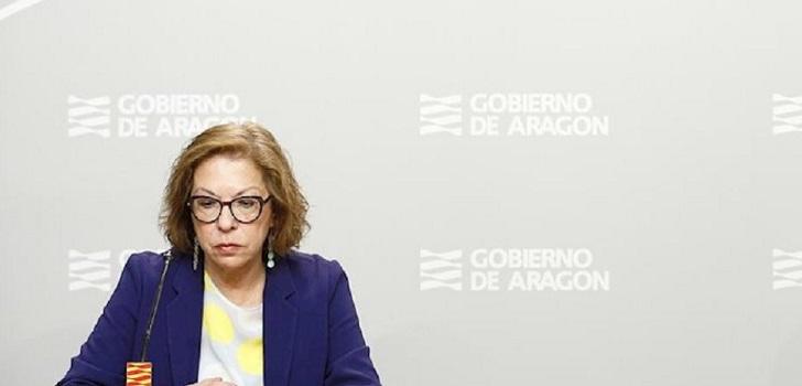 Dimite la consejera de Sanidad de Aragón