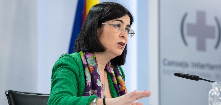 España avanza en la vacunación y recibe 1,2 millones de dosis de Pfizer