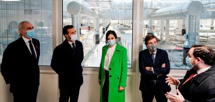 La Comunidad de Madrid inaugura el Hospital Enfermera Isabel Zendal