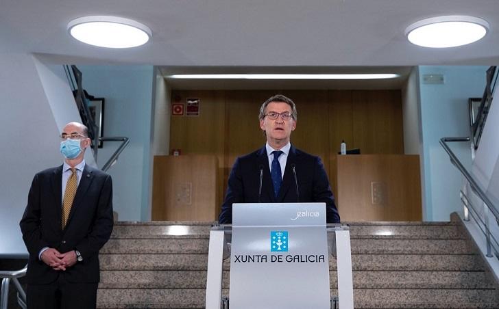 La Xunta de Galicia nombra nuevo consejero de Sanidad