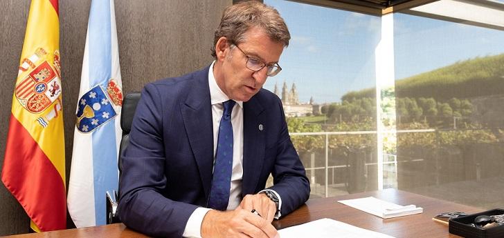 Galicia invierte 2,3 millones de euros en material para hacer frente a la pandemia