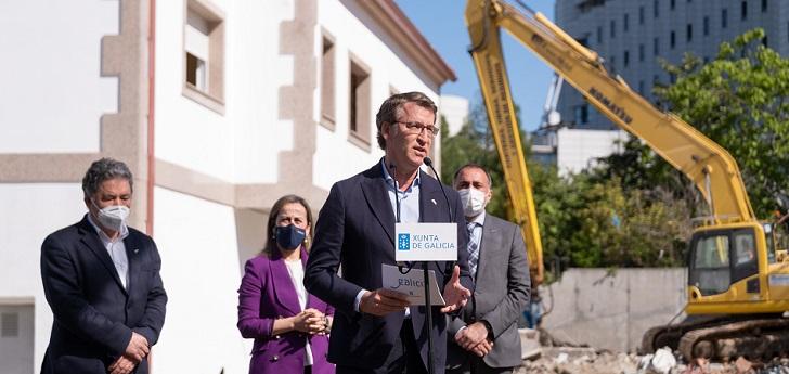 La Xunta inicia las obras del Hospital Público Gran Montecelo dotadas con 134 millones