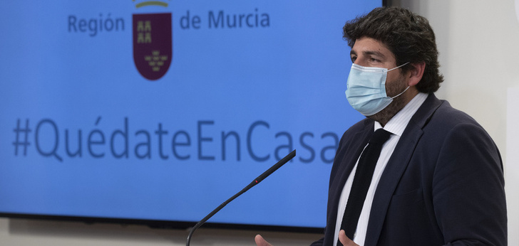Murcia nombra a Juan José Pedreño nuevo consejero de Salud