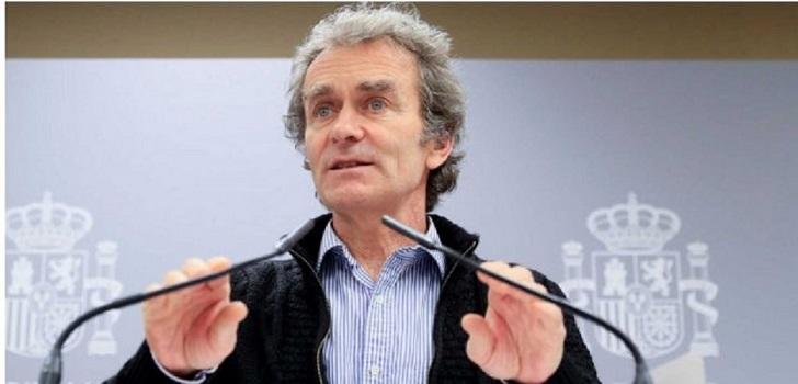 """Fernando Simón (Gobierno): """"MIR y alumnos se contratarán según demanda"""""""