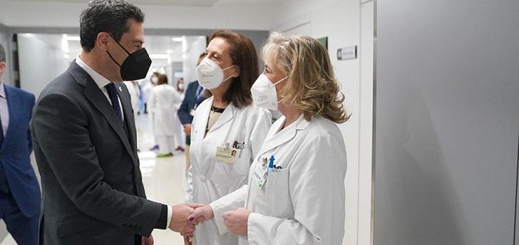 Andalucía invierte cuatro millones de euros en el centro de salud onubense de Isla Chica