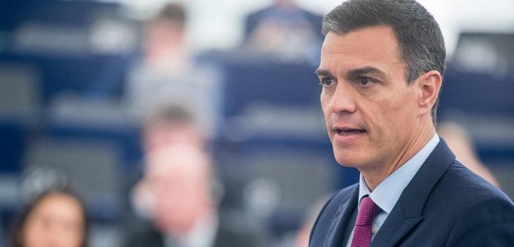 Pedro Sánchez confía en poder vacunar a la población a partir de diciembre