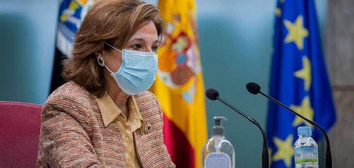 Extremadura incrementa su presupuesto sanitario para 2021 con más de 1.800 millones