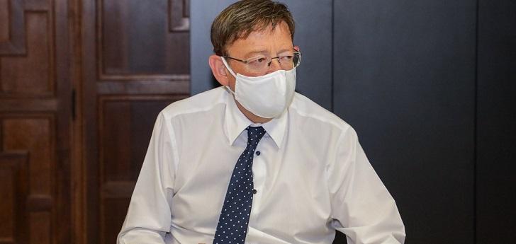 Valencia destina 130 millones adicionales para renovar 6.000 profesionales sanitarios