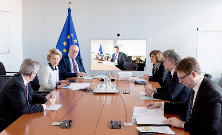 La Comisión Europea pide ayuda a 'start ups' y pymes para hacer frente al coronavirus