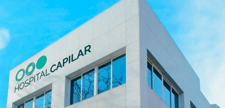 Hospital Capilar nace en España con centros en Madrid, Pontevedra y Murcia