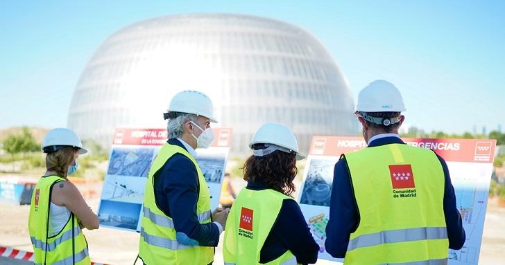 La Comunidad de Madrid escoge nombre para el nuevo hospital de emergencias