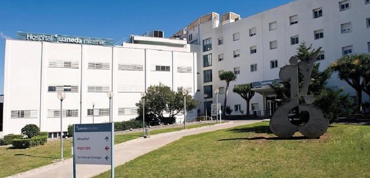 Juaneda recibirá a los primeros pacientes de residencias por el Covid-19