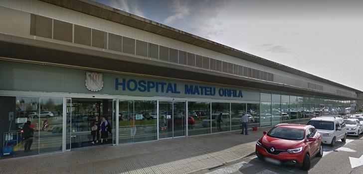 El Hospital General Mateu Orfila adquiere un TAC tras la inversión de un millón de euros