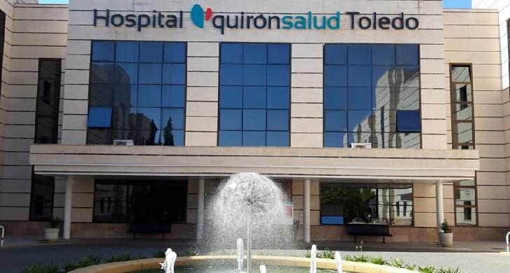 Trabajadores del Hospital Quironsalud de Toledo planifican una recogida solidaria de alimentos