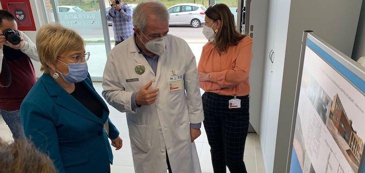 Valencia invierte 500.000 euros en tres nuevos espacios del Hospital de Sagunto