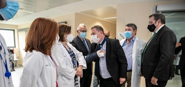 Castilla-La Mancha pone en marcha el servicio de oncología radioterápica en Toledo