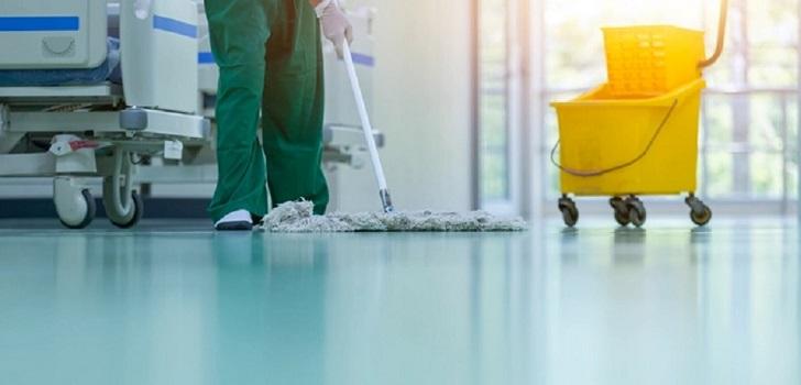 Castilla y León: dos millones para los servicios de limpieza del Hospital Medina del Campo