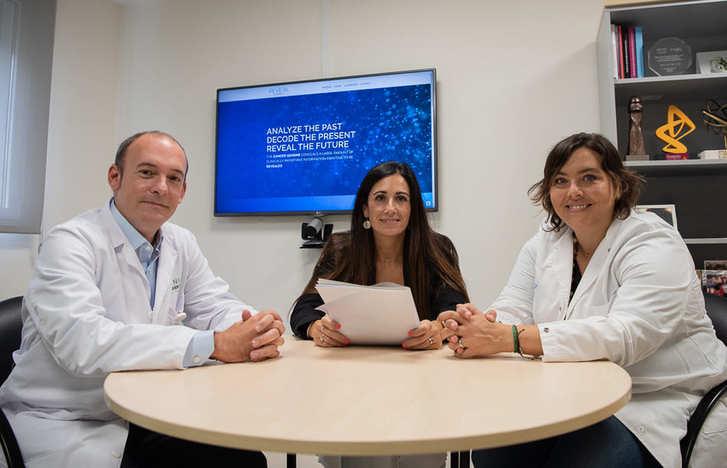 Investigadores del Clínic y el Vall d'Hebron crean la biotecnológica Reveal Genomics