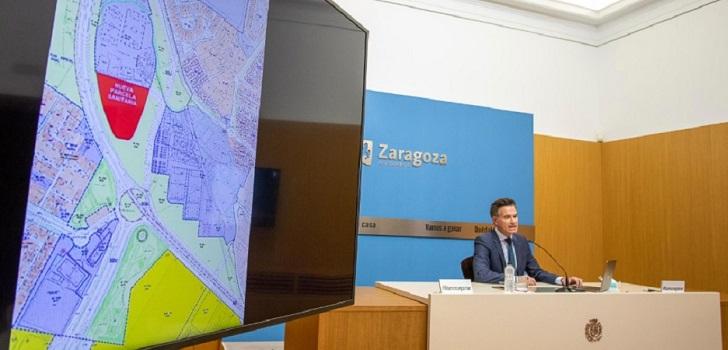 Zaragoza venderá 20.000 metros cuadrados de suelo para la construcción de un hospital privado