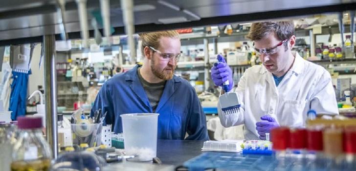 El sector farmacéutico alcanza 165 solicitudes de patentes antes del estallido de la crisis