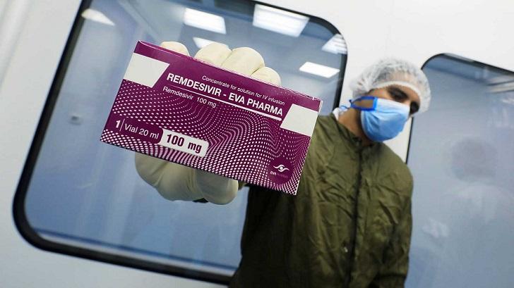 Gilead cifra el tratamiento contra el Covid-19 con remdesivir en 2.000 euros por paciente