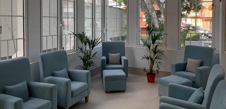 Sanidad 'privatiza' más de 54.800 plazas de los grandes grupos de residencias para mayores