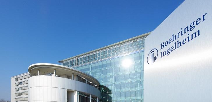 Boehringer Ingelheim aumenta un 6% sus ventas en el primer semestre