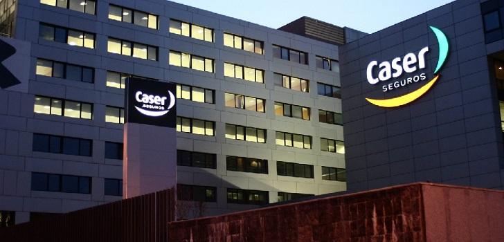 Helvetia cierra la compra del 70% de Caser