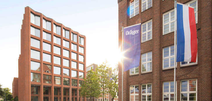 Dräger dispara un 32% su facturación en el área médica, hasta 2.300 millones de euros