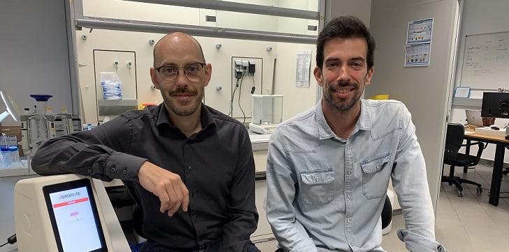 Droplite abre una ronda de 600.000 euros para acelerar la fabricación de un dispositivo de diagnóstico