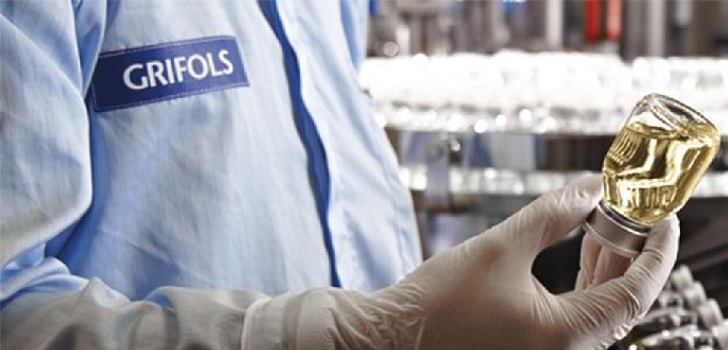 Grifols adquiere siete centros de plasma en EEUU por 55,2 millones de dólares