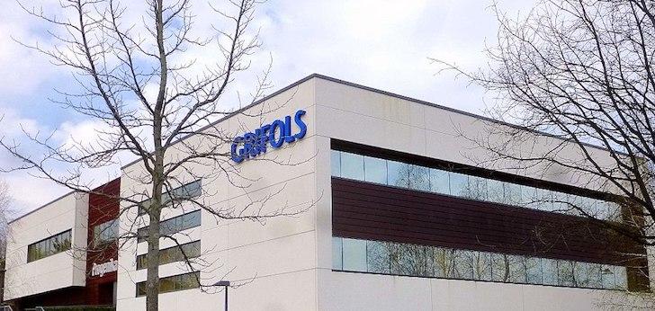 Grifols destina 13,4 millones a transferencias de valor en Europa en 2020, un 14% menos