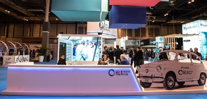 HLA incorpora un láser para tratar cólicos en vías urinarias en Almería