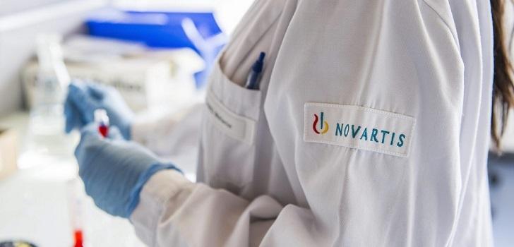 Novartis encoge un 5% su beneficio en el primer trimestre, hasta 2.060 millones