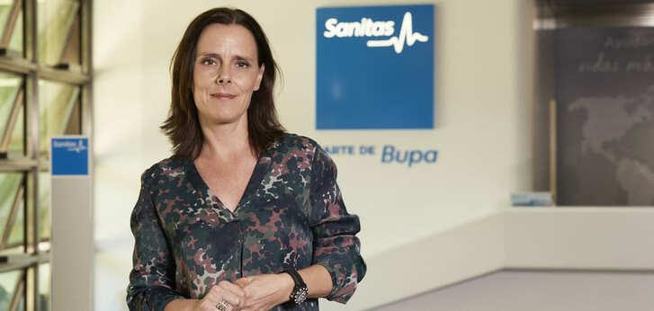 Sanitas nombra nueva directora de transformación y estrategia