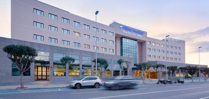 Vithas suma en Castellón un nuevo centro médico especializado en la mujer y el niño