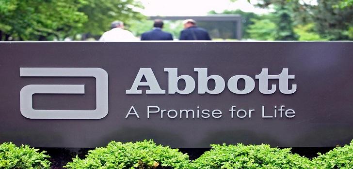 Abbott incrementa un 46% su beneficio en el primer semestre, hasta 1.496 millones de euros
